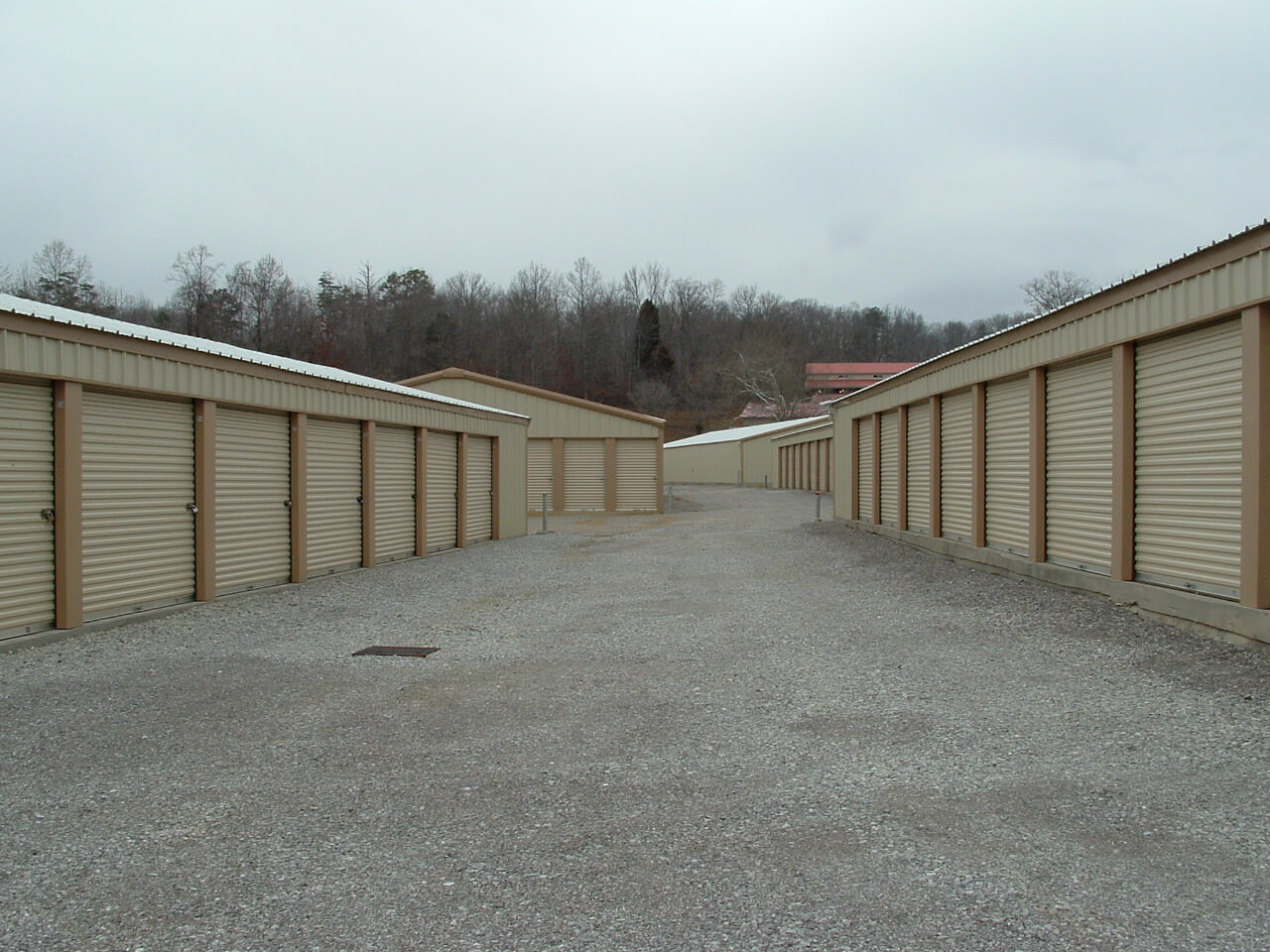 Outdoor storage units in Kingston, TN