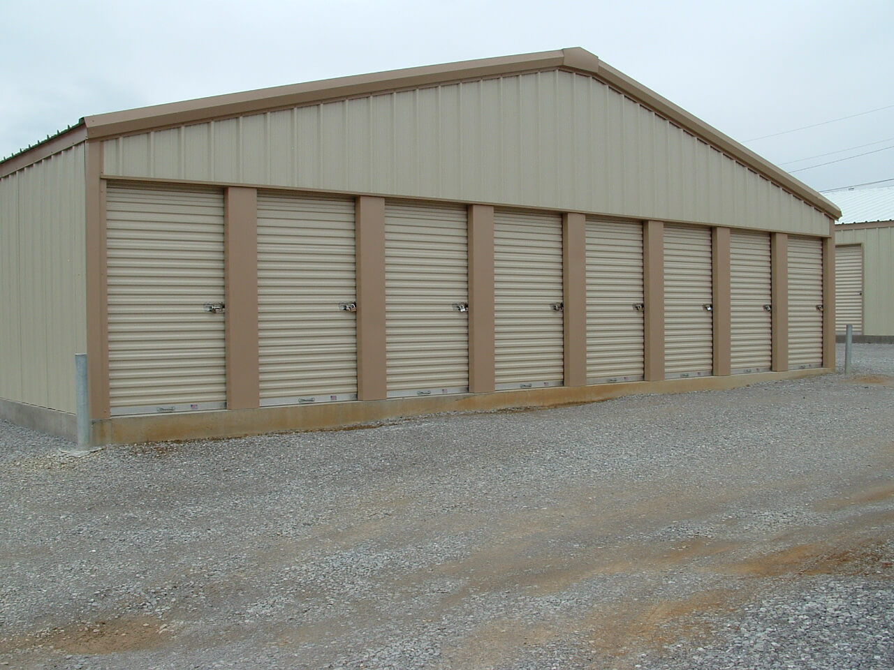 Kingston, TN Standard Storage Units