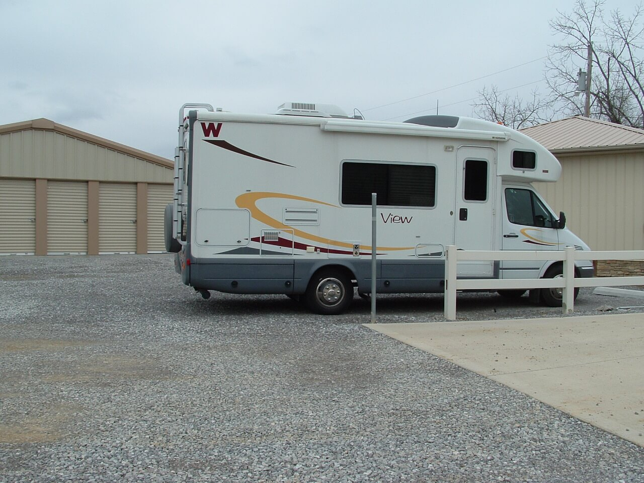 Kingston RV Storage Units
